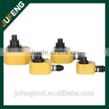 100t CE certificate single acting steel body material hydraulic cylinder with cheap price