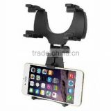 Universal Car Rear View Mirror Bracket Mount Holder for 4-6.3 inch Smartphone / car rearview mirror holder / car phone holder