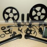 BBS02 mid drive motor e bike kit Brushless Geared Bafang Mid Drive Motor Conversion Kits