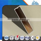 Shape Curtain Wall Aluminium Profiles