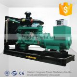 Durable 180kw SD227 diesel jenerator set, 225kva generator electric power engine by Shendong