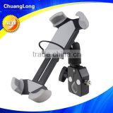 High quality full protection stable safety locked phone holder for bike