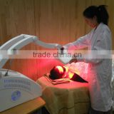 590 Nm Yellow  Professional PDT Led Light Therapy Equipment For SalePDT Facial Care Machine Magnetic Body Spa Slimming Machine For Facial Skin
