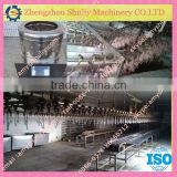 Chicken Feet Skin Peeling Machine for Poultry Slaughter House /Processed chicken feet machines