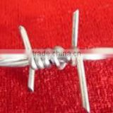 ISO9001:2015 hot sale High quality Double Twist Barbed Wire with best price making machine price(Alibaba China)