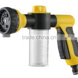 polyurethane foam spray gun,Soap Water Cannon