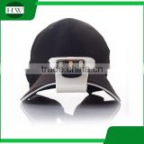 led hat light night fishing induction clip cap lamp infrared USB charging head lamp senser head light