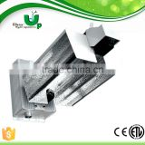 hydroponics 1000w lamp reflector/277v 347v 400v double ended light ballast epapillon/grow light reflector hood