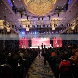 Led star curtain flexible indoor indian wedding decorations
