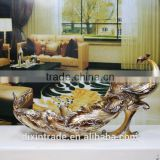 artistical design beautiful table decoration candy plate fruit plate