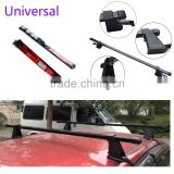 1 set universal Car Roof CrossBar truck practical Rack mini bus luggage Carrier van side rails baggage holder