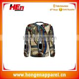 Hongen apparel 2016 cheap dry fit sublimation sport dignital wholesale couple t shirt