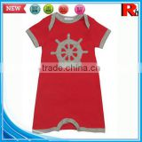 China alibaba import printing short sleeve cotton cute pictures wholesale designer baby clothes from china