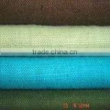 Natural Linen Cotton yarn dyed Fabric