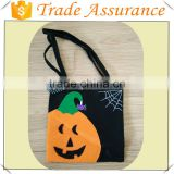 Halloween ghost, boo, spider candy or gift bag felt new