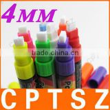 8 pcs Highlighter Fluorescent Liquid Chalk Marker Pen for LED Writing Board 4mm