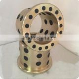 High quality Flange Graphite bronze bushing bearing