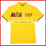 2013 Runtowell professional sports shirt polo / color combination polo shirt / sports polo shirt