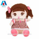 plush toy manufacturer custom plush staff cute girl rag doll