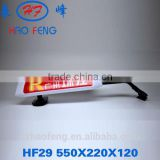 HF29 car led lamp taxi top advertising light box taxi roof advertising box