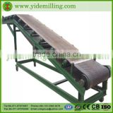 china widely used mobile belt conveyor for sale with low price/SLFB series closed belt conveyor