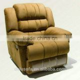 Modern Fashionable Genuine Leather Sofa For Living Room