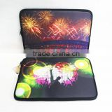 2016 factory custom heat transfer neoprene laptop bag sleeve wholesale