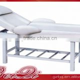 Beiqi High Quality Portable Couch Massage Table Physiotherapy Bed with Stainless Steel Base Massage Bed in Guangzhou