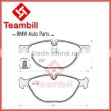 Auto parts for BMW F01 F02 F10 F11 Disc brake pad FRONT 34116851269                                                                         Quality Choice