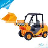 Plastic Tractor Shovel Truck Model Toy for Kids