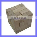 Puzzle Cube Promotional Gift Wooden Cube