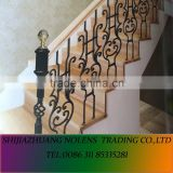 Wrought Iron Spiral Hand Rails Or Staircase Railing Spiral Staircase Railing