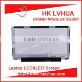 11.6 A+ durable in use N116BGE-L42 40Pin glossy laptop lcd panel with up and down brackets