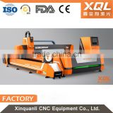500w Fiber Laser Cutting Machine factory price for metal tube with Raycus ,IPG laser source