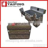 Leopard Pattern Wheeled Briefcases For Women Briefcase Mens Metal Suitcases