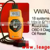 OBD2/OBDII CAN Code Reader 3in1 Professional VAG Scan Tool T55 (Multi-Language) Original factory