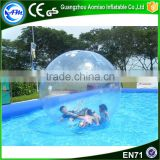 Cheap price PVC fabric transparent water roller ball price water bounce ball                                                                                                         Supplier's Choice