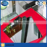 Latest and cool flexible mirror sheet with plain edge