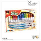 In Stock 12 Colours 12ml Oil Paint Set Suitable For Students,Canvas Oil Painting