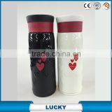 24 hours heat preservation vacuum flask /starbucks flask/the best christmas thermos vacuum flask