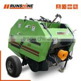 Farm Machinery Tractor Power Compact Cheap Straw Baler