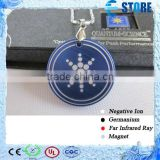 High Quality Round Pendant Energy Quantum Pendant Model Business Gift Pendant Jewelry