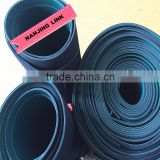 Textured anti static rubber sheet two layer ESD matting
