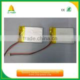 lipo rechargeable battery pack lithium polymer lipo 3.7v 1400mah battery pack made in shenzhen