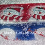 Chritmas decoration outdoor advertising banner stand