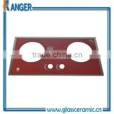 Kanger Transparent Glass Ceramic For Induction Cooker Panles With Holes