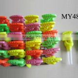candy toys plastic Sweets Candy Harp bird whistle toy