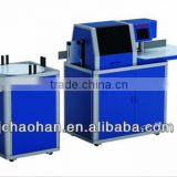 CNC notching and bending Machine for stainless steel, aluminum, galvanized sheet, iron sheet