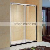 Stainless Steel Main Frame Small Hidden Sliding Design Shower Door (KD5202)