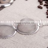Stainless Steel Hot custom metal tea infuser